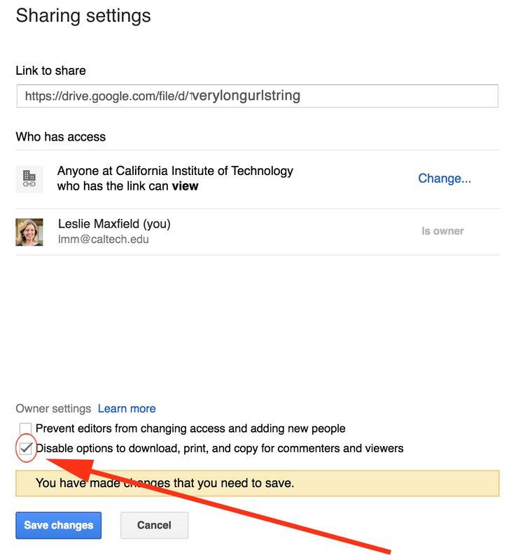 limit google drive download