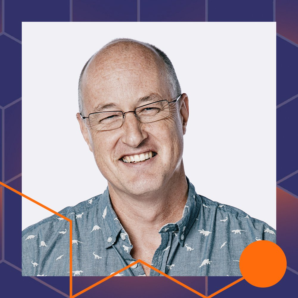 John Eiler Caltech Podcast Headshot