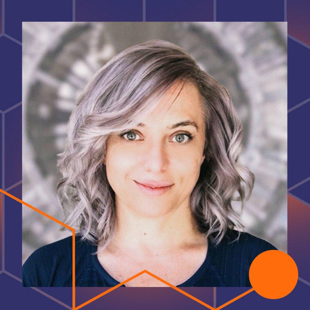 Maria spiropolu Caltech Podcast Headshot