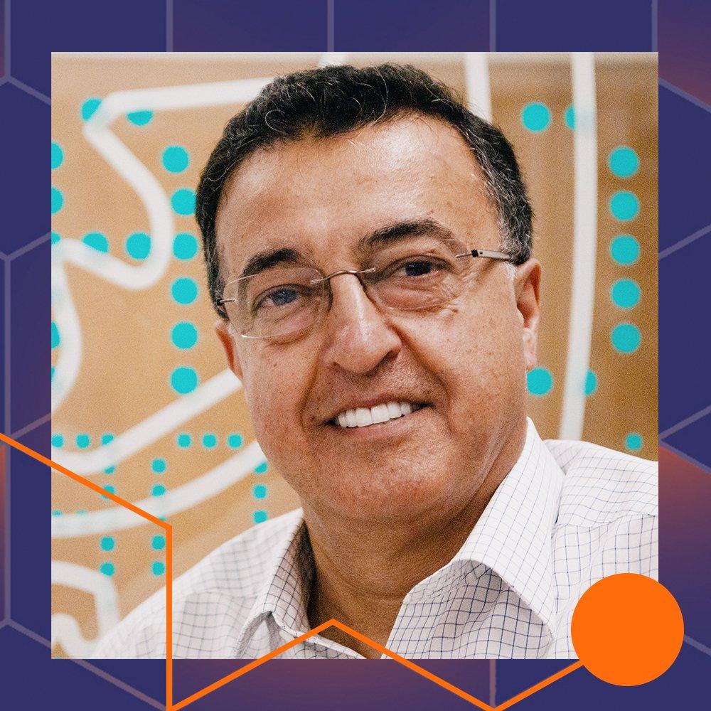 Mory Gharib Caltech Podcast Headshot