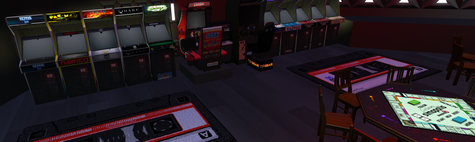 SL Game Room