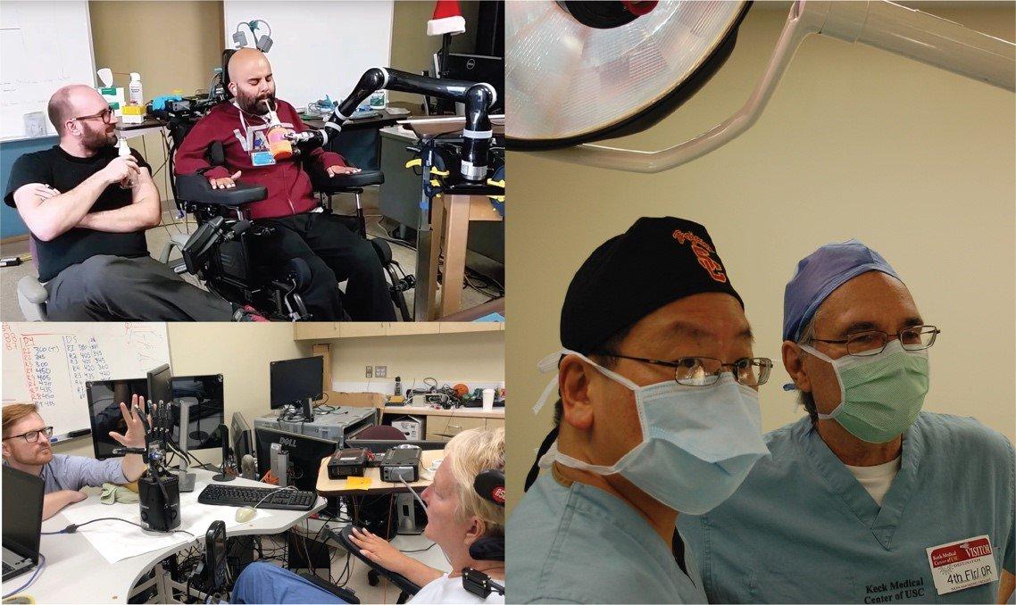 The T&C Chen Brain-Machine Interface Center Clinical Trials
